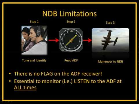 Nondirectional Radio Beacon (NDB)