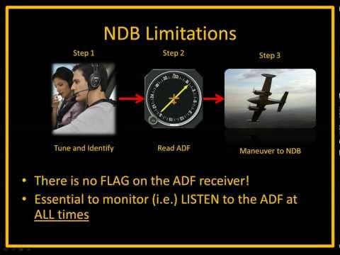 Nondirectional Radio Beacon (NDB)