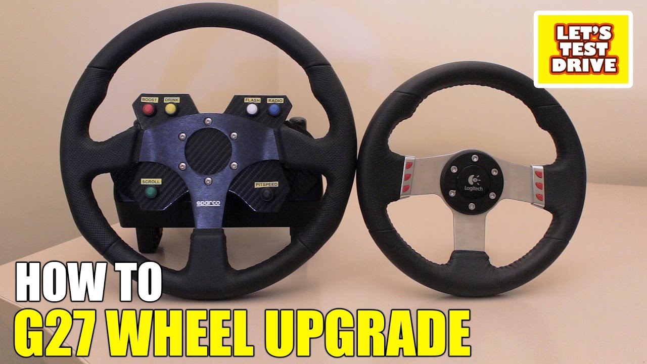 Wheel Mod Ets2, Logitech G27 Wheel Mod How To Install Guide Tutorial, Wheel Mod Ets2