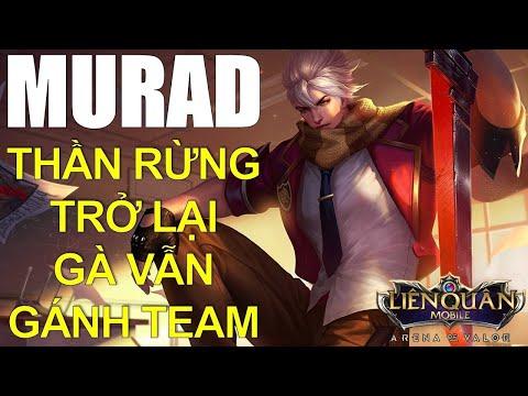 LQM-Test Thử Murad M-TP Thần Tượng Học Đường Và Cái Kết Gank Team-Quang Huy