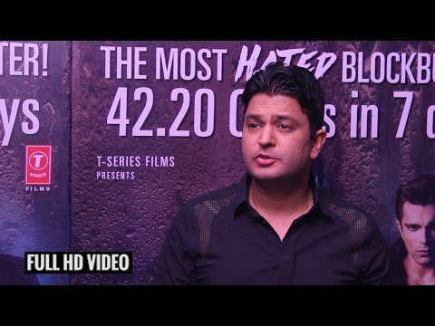 Bhushan Kumar Full Interview | Hate Story 3 Success Party