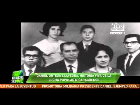 Daniel Ortega Saavedra, historia viva de la lucha popular nicaragüense