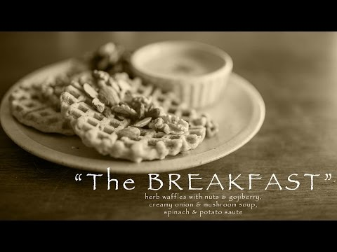 [No music] How to make breakfast #2
