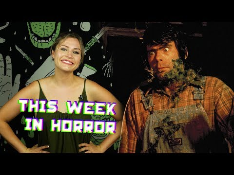 This Week in Horror - July 23, 2018 - IT: Chapter 2, Creepshow, Zombieland 2