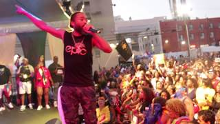 Machel Montano Show Hollywood Carnival Life TV 2017