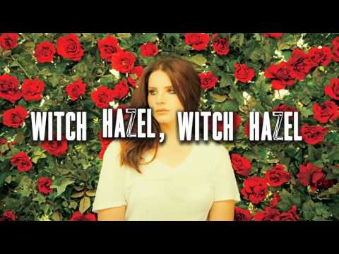 Is This Happiness - Lana Del Rey (Lyric Video) [With song download]