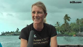 IRONMAN HAWAII 2017: Agegrouperin Petra Paule im Interview nach dem Rennen