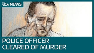 Married police officer who killed lover cleared of murder   ITV News