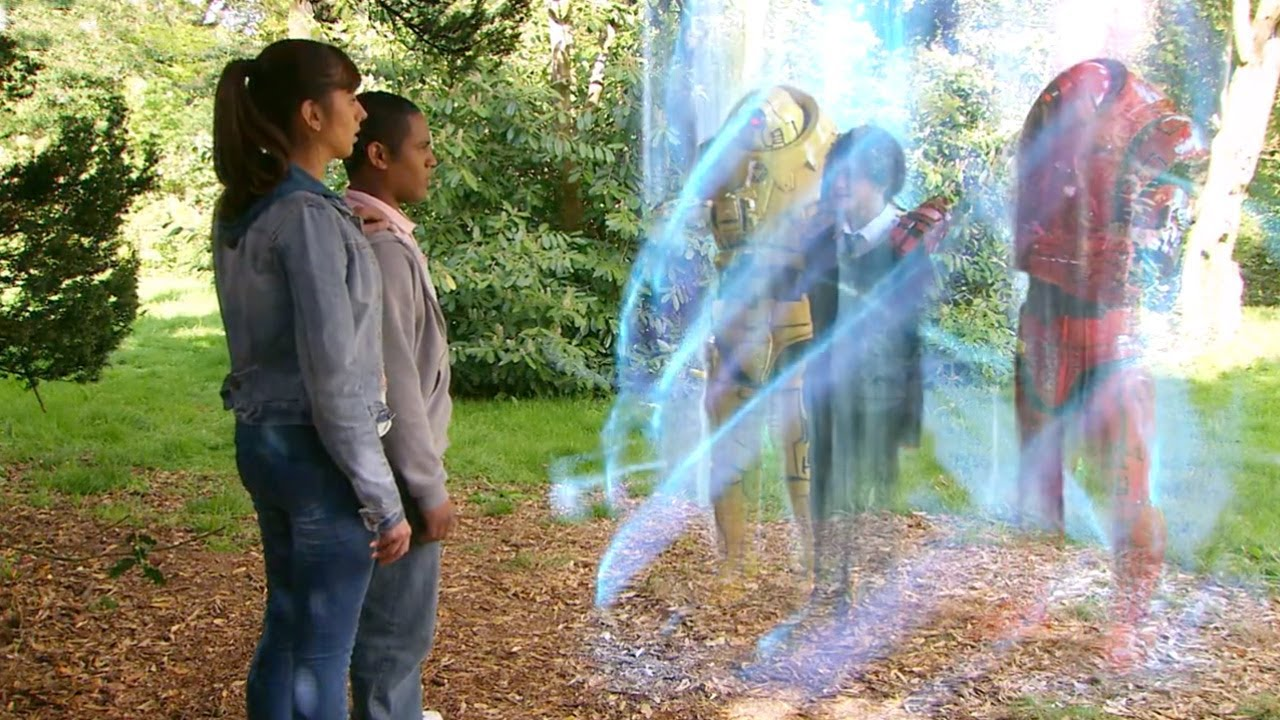 Download Gavin Saves Humanity! | The Empty Planet | The Sarah Jane Adventures