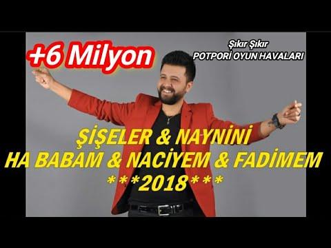 MEVLÜT TAŞPINAR - 2018 Potpori ŞİŞELER & NAYNİNİ  & HA BABAM & NACİYEM & FADİMEM (Live tv footage)