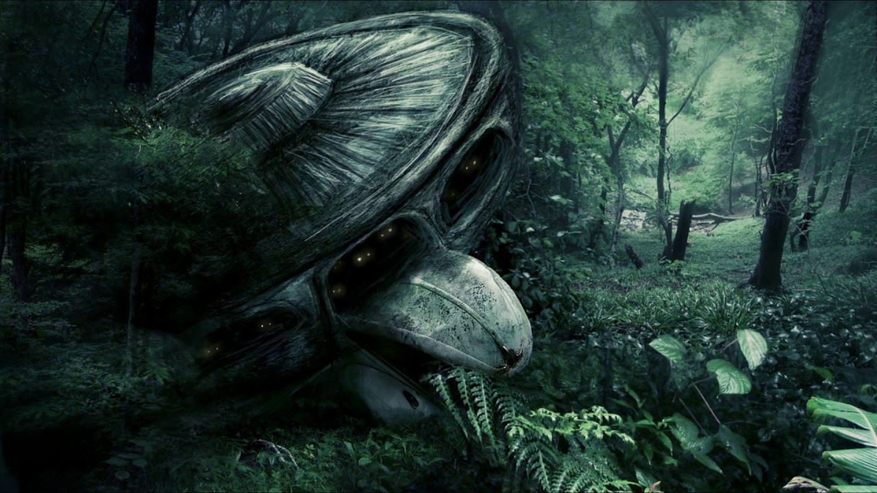Plexigo - The Alien Jam [Dark Forest Psytrance / DJ Set / Juli 2OI9]