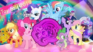 TOY FAIR 2019: Hasbro - Lost Kitties | My Little Pony | Littlest Pet Shop | Trolls