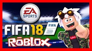 the FIFA of ROBLOX