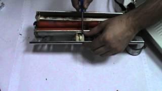 видео Ламинатор Vektor HSH-1201 N