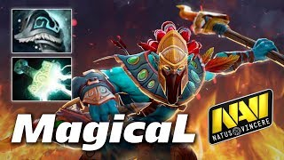 MagicaL Huskar  Natus Vincere  Dota 2 Pro Gameplay
