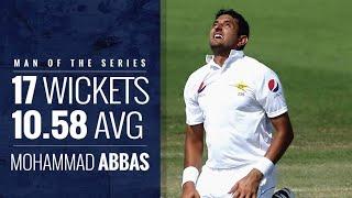 Mohammad Abbas Best Wickets Compliation || VS England || Australia || Ireland