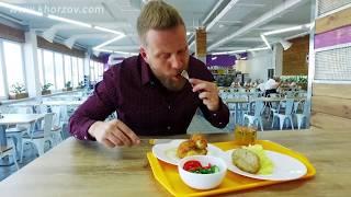 Как открыть современную производственную столовую за 35 дней | Ресторанные секреты Романа Хорзова