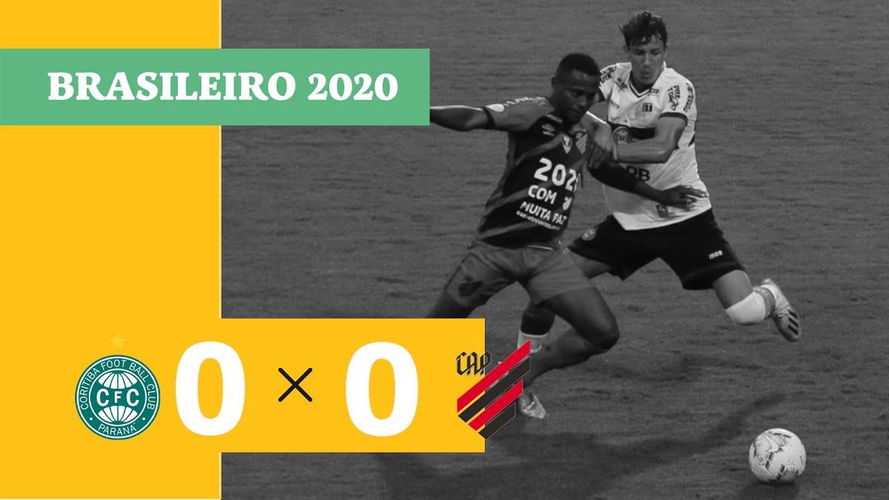 Коритиба  0-0  Атлетико Паранаэнсе видео