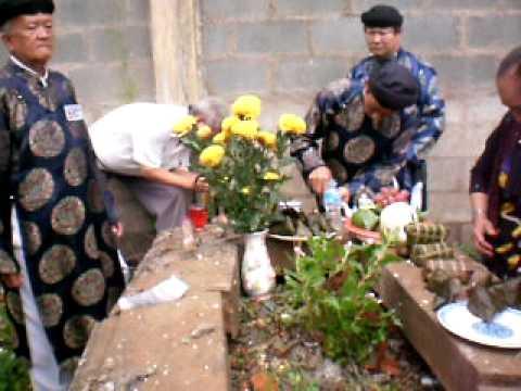 145. Video. Ngôi Mộ ( Cai Tang 1961) Ngài LÊ VĂN PHONG.AVI