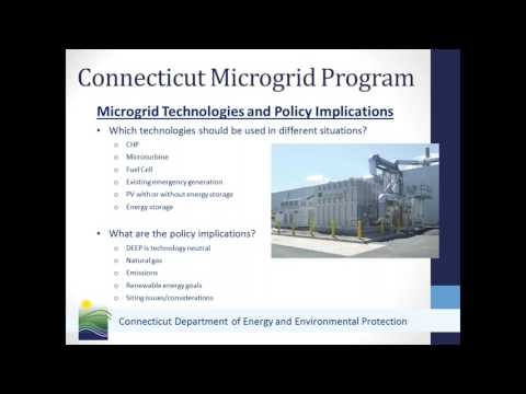 Renewable Energy Webinar: Is a Microgrid the Right Choice for Your Municipality