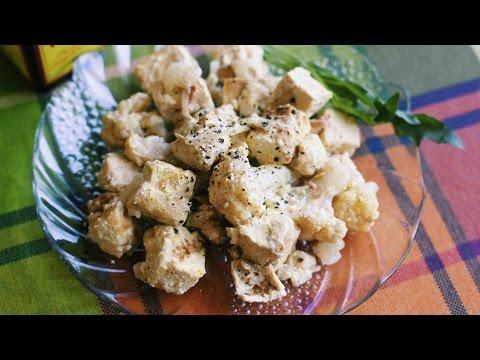 Тофу рецепты