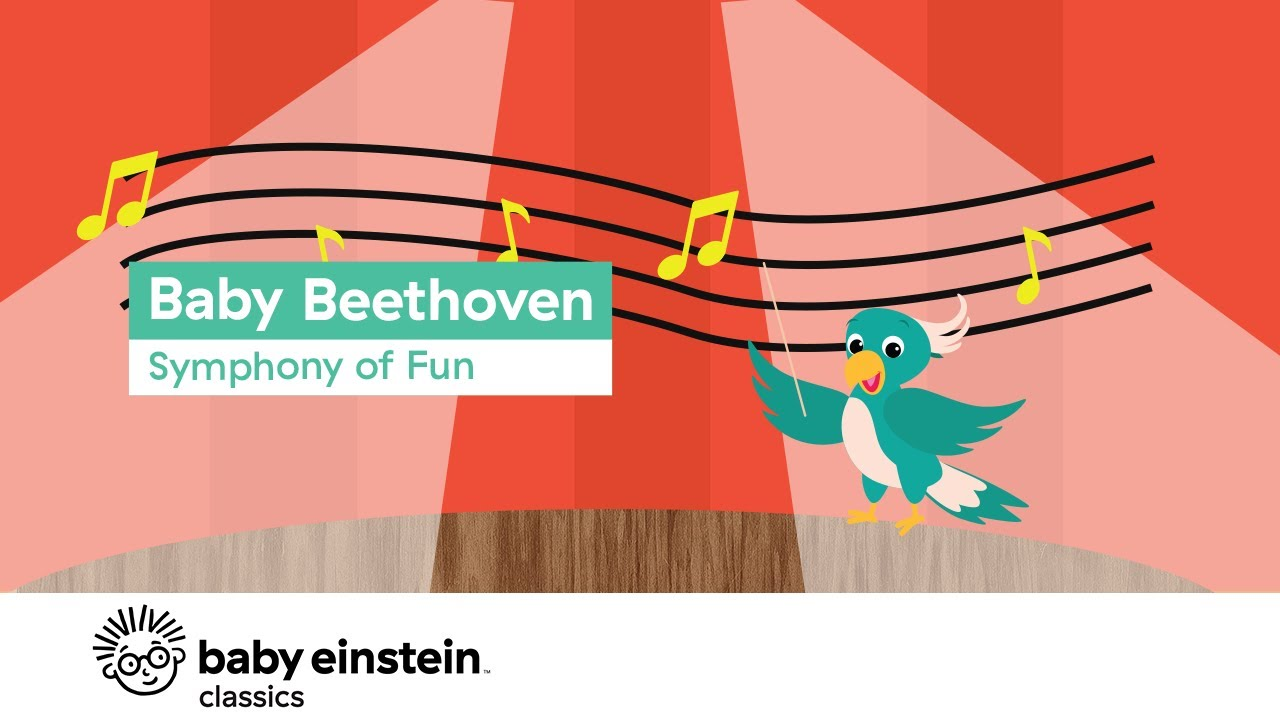 Classical Music For Babies   Baby Beethoven: Symphony of ...