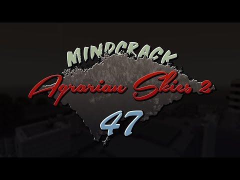 """Bees."" Mindcrack Agrarian Skies 2 - Episode 47"