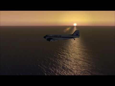 Stobart Air - Around The World Challenge - Leg 11