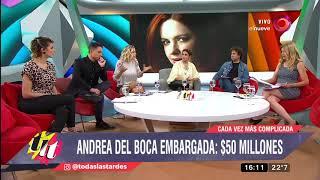 Andrea Del Boca Irá A Juicio Oral