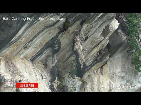 Melihat Dari Dekat Batu Gantung Prapat..Cerita Rakyat Danau Toba
