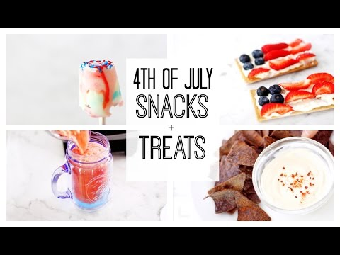 Healthy 4th of This summer Recipes