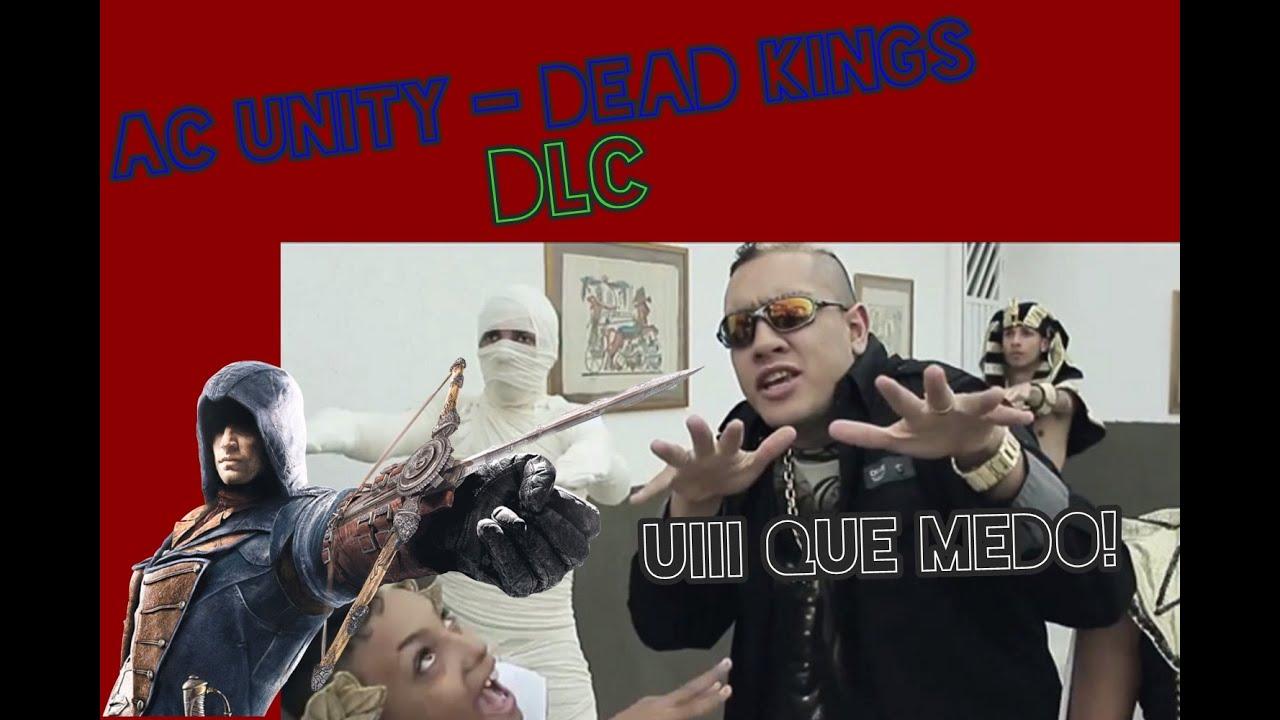 how to make a unity dlc