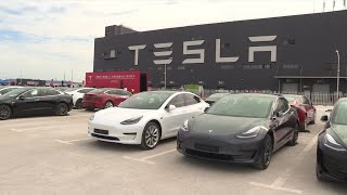 Tesla to export made-in-China Model 3 to Europe