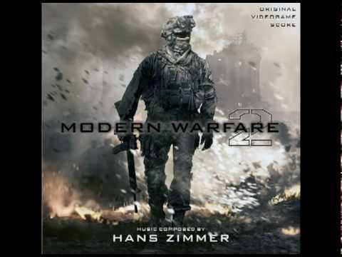 Call of Duty Modern Warfare 2 OST-27 D.C. Burning