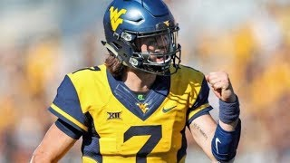 Future Pro-Bowl Quarterback || Will Grier West Virginia Highlights