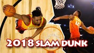 SLOWMO! 2018 NBA Slam Dunks Highlights
