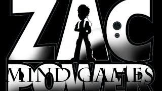 Zac Power Mind Games