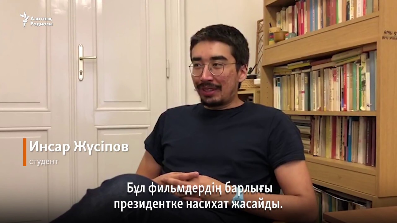 Чехиялық қазақ және Назарбаев туралы фильм