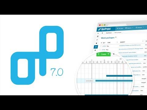 OpenProject 7.0