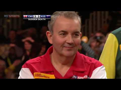 Top 5: Most Dramatic World Cup of Darts Moments