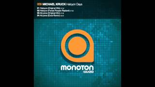 MNTN009 - Michael Kruck - Halcyon (Original Mix)