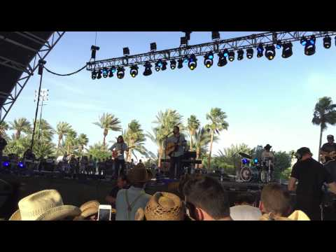 Sturgill Simpson at Stagecoach Festival.