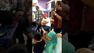 Keabadian Cinta#Anuar Zain#Cover by Ustaz Sham#Weeding karaoke