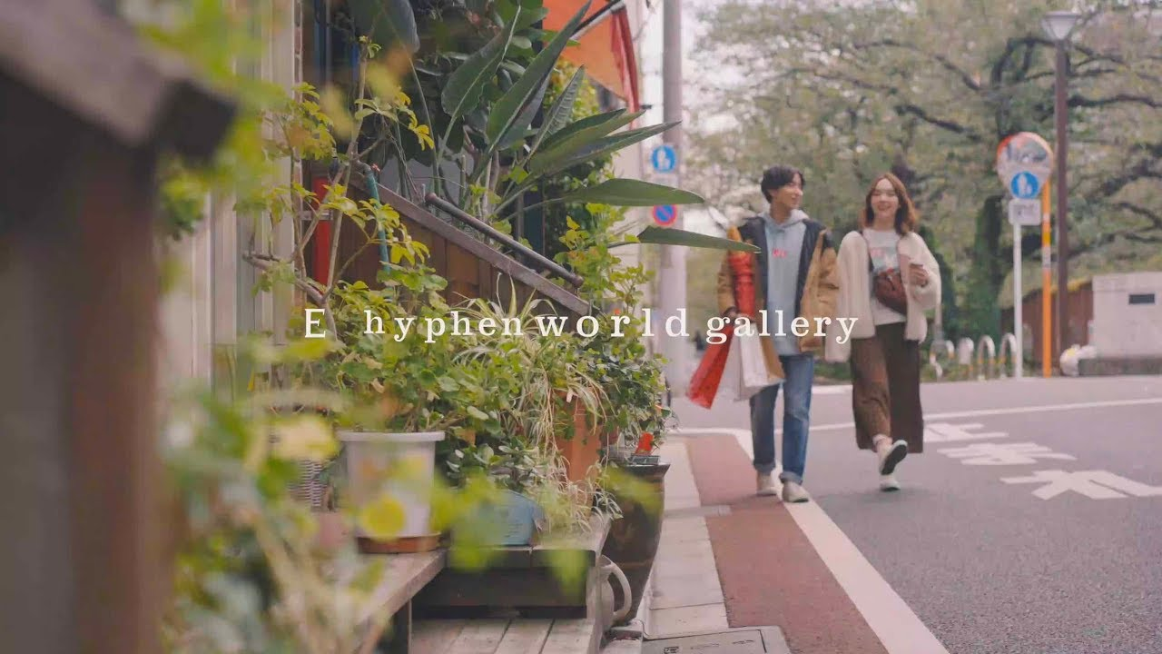 【Fashion Movie】E hyphen world gallery 2019 WINTER COLLECTION