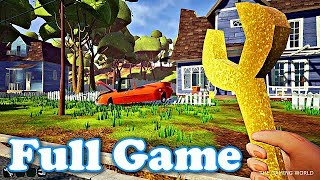 Hello Neighbor - Full Game Walkthrough