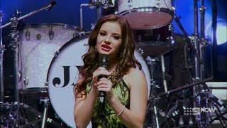 Dance Moms - Brooke Performs At The Concert (S4 E01)