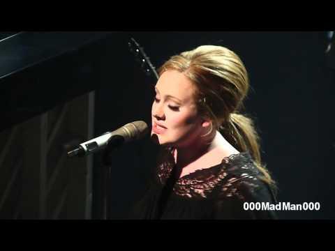Adele - 02. I'll be Waiting - Full Paris Live Concert HD at La Cigale (4 Apr 2011)