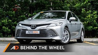 2019 Toyota Camry 2.5 V AT Review - Behind the Wheel