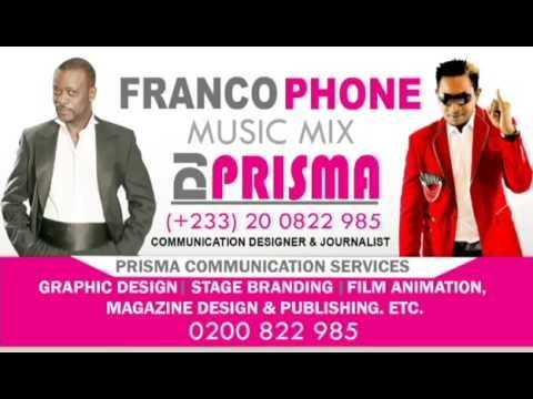 DJ Prisma - Francophone Music Mix