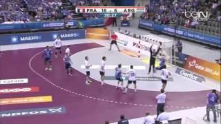 Mondial 2015 M6 (1/8e) - France 33 20 Argentine [2015-01-26]